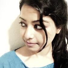 Profil utilisateur de Meghamala