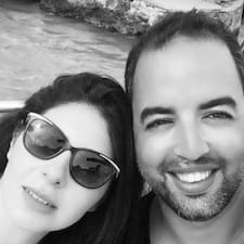 Henkilön Yousra & Imad käyttäjäprofiili