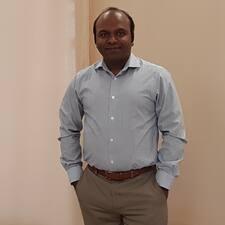 Prabhakar的用戶個人資料