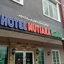 Hotel Mutiara Kgmmb - Uživatelský profil