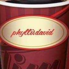 Phyllis - Uživatelský profil