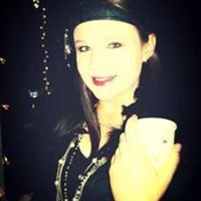 Lizelle felhasználói profilja