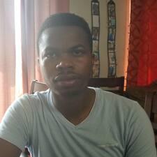 Toluwanise felhasználói profilja