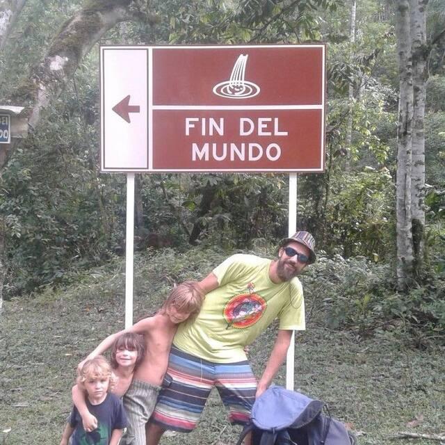 Guidebook for Lago Puelo