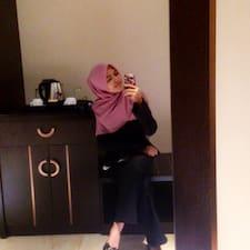 Maisarah felhasználói profilja