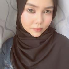 Användarprofil för Siti