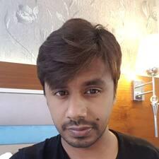 Perfil do usuário de Ali