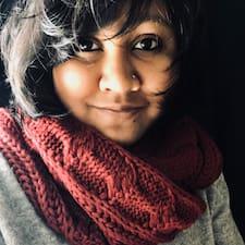 Profil korisnika Sayantani