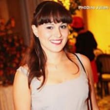 Profil utilisateur de Anna Claudia