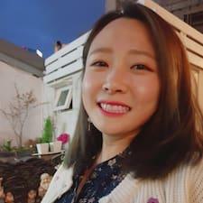 Profil utilisateur de 리아
