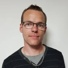 Marc felhasználói profilja