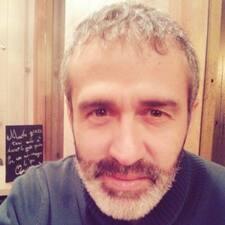 C. Özgür felhasználói profilja
