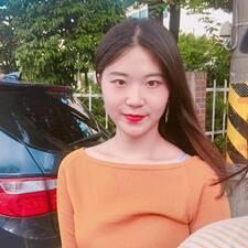 Jihyeon felhasználói profilja