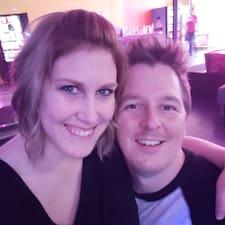 Jordan & Kristin - Uživatelský profil