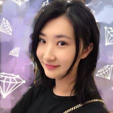 Perfil do utilizador de Linxuan