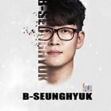 Perfil do usuário de Seung-Hyuk