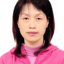 Användarprofil för Hsueh Hua