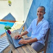 Henkilön Felipe Borges käyttäjäprofiili
