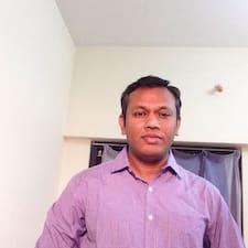 Perfil do utilizador de Selva Kumar