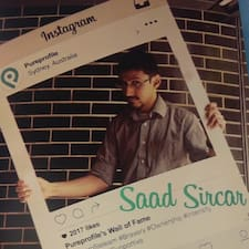 Профиль пользователя Saad