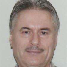 Profil Pengguna Hans-Juergen