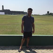 Sandeep - Uživatelský profil