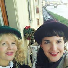 Perfil do utilizador de Mary&Marina