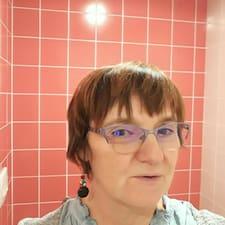 Rosine felhasználói profilja