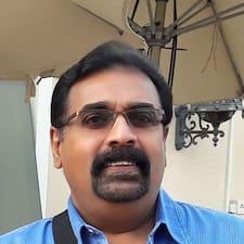 Profil utilisateur de Gopakumar