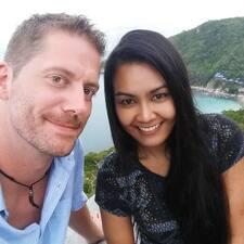 Profil Pengguna Patrick & Panchaya