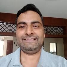Användarprofil för Gaurav