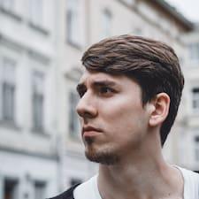 Andriy的用戶個人資料
