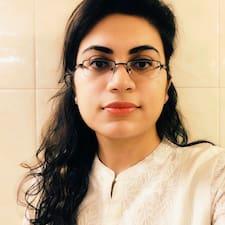 Latika User Profile