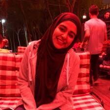 Rabia felhasználói profilja