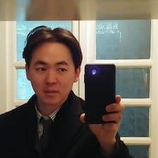 Profil utilisateur de 정현
