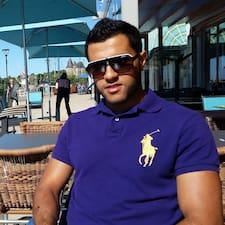 Adil felhasználói profilja