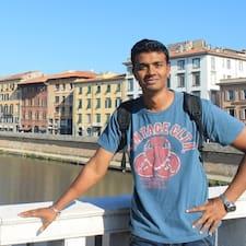 Profil utilisateur de Ashwin