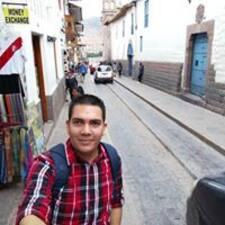 Rolando felhasználói profilja