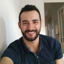 Iván felhasználói profilja