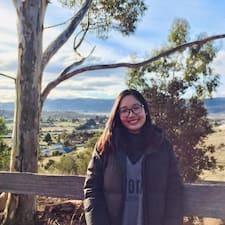 Linh felhasználói profilja