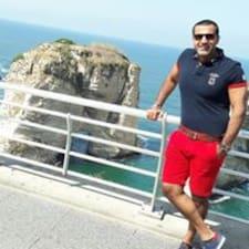 Nutzerprofil von Hisham