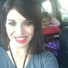 Elena Cristina felhasználói profilja