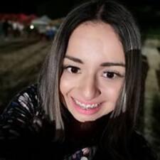 Perfil do usuário de Alejandra