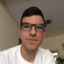 Profil utilisateur de Orestis
