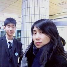Perfil do utilizador de Youngsook