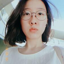 Profil utilisateur de Eunhae