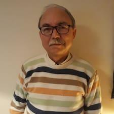 Profil Pengguna Rogério