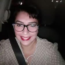 Izabel Cristina felhasználói profilja