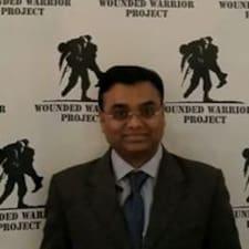 Bhavik felhasználói profilja