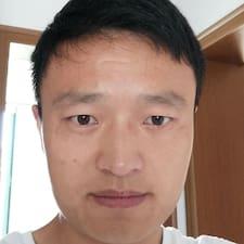 林涛的用戶個人資料